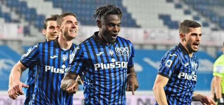 Atalanta tankt vertrouwen in aanloop naar Real Madrid met fraaie zege op Napoli