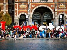 Actie voor I amsterdam-letters: 'Individualistisch? Kul'