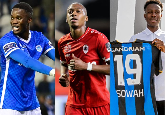 Ugbo, Balikwisha en Sowah.