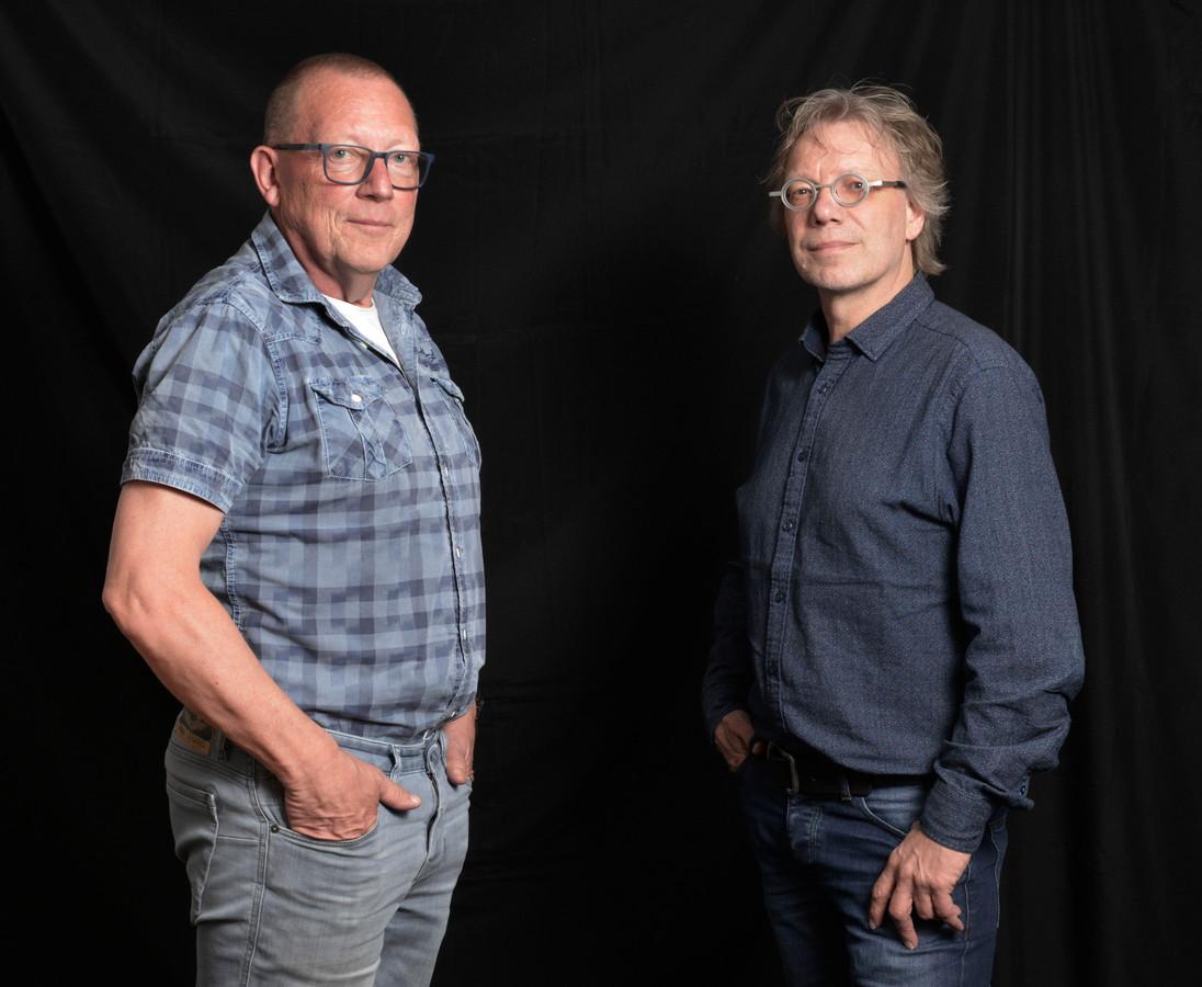 Lucien Baard en Ger Dijkstra