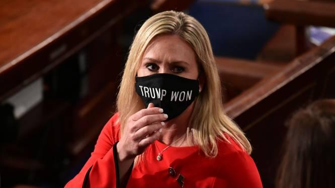 """McConnell noemt partijgenote """"kankergezwel"""" voor Republikeinse partij"""