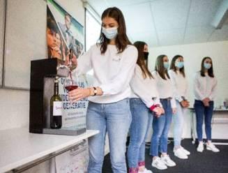 UHasselt-studenten winnen Vlajo Award met hippe wine-dispenser