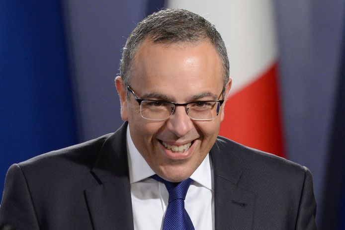 Keith Schembri, de voormalige stafchef van de premier.