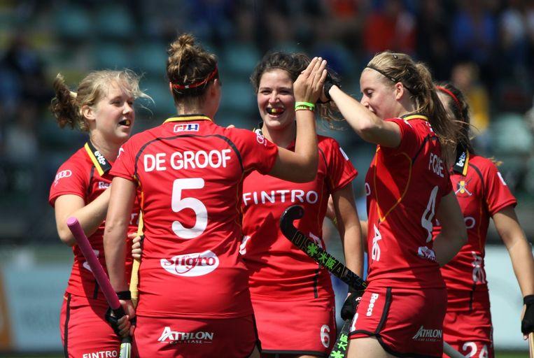 De Red Panthers gaan tegen Australië op zoek naar hun eerste zege op het WK Beeld PHOTO_NEWS