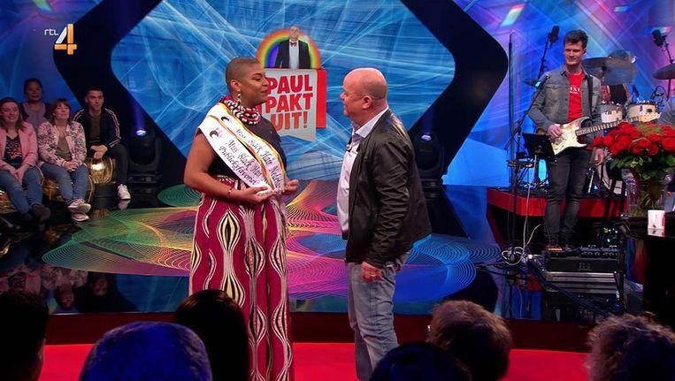 Paul pakt uit Beeld Screenshot RTL 4