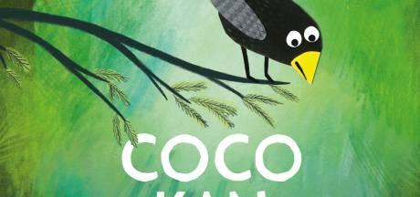 Kinderen kunnen op de foto in een echte Coco-omgeving