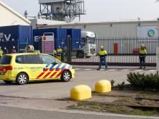 Giftige stof ontsnapt bij bedrijf in Zwijndrecht: situatie onder controle