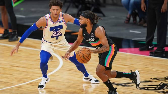 Philadelphia profiteert van nederlaag Brooklyn tegen Milwaukee