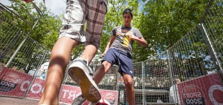 Pannatoernooi voor jongeren in Glanerbrug