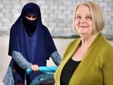 Lia Thorborg weet niet of Ilham B. een gevaar is voor Gouda: 'Ze lijkt mij een dwaallicht en een simpele ziel'