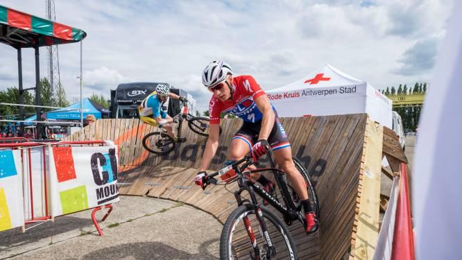 Spectaculaire tak van mountainbiken strijkt met WK neer in Leuven