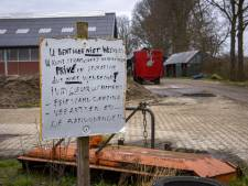 Agressieve Zutphense boer krijgt taakstraf voor bedreigen wandelaars op het Kerkpad