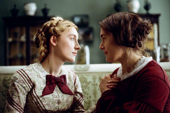 Kate Winslet en Saoirse Ronan