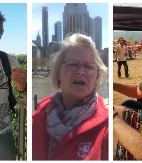 Van Swaziland tot New York: deze Tukkers leven mee met FC Twente