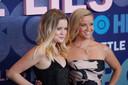 """Ava Phillippe et Reese Witherspoon à l'avant-première de """"Big Little Lies"""" en mai dernier."""