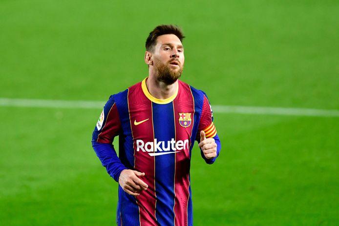 Lionel Messi heeft nog altijd geen uitsluitsel gegeven over zijn toekomst.