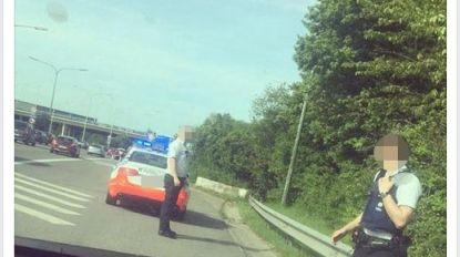1.200 euro boete voor man die foto van agenten op Facebook zet en hen 'smurfen' noemt