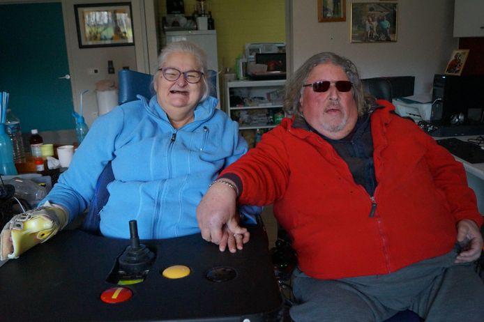 Iris Lagrou (60) en Pascal Berwette (56) vonden elkaar 17 jaar geleden in Dominiek Savio.