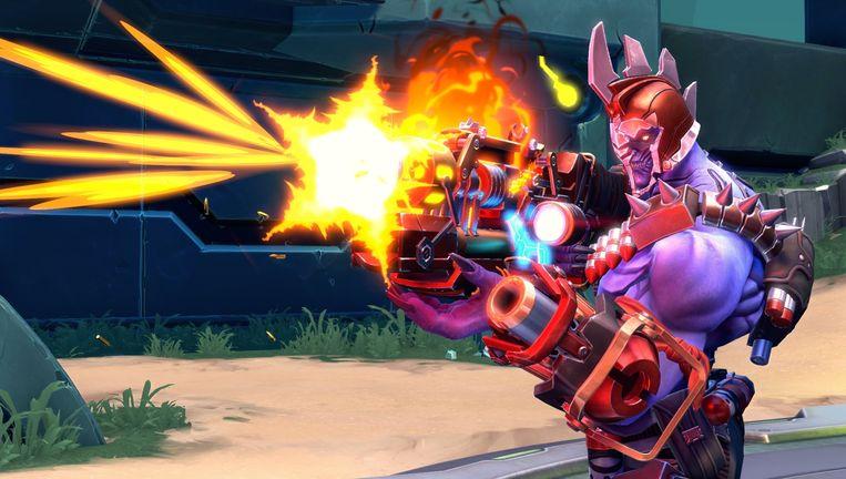 Battleborn. Beeld 2K Games