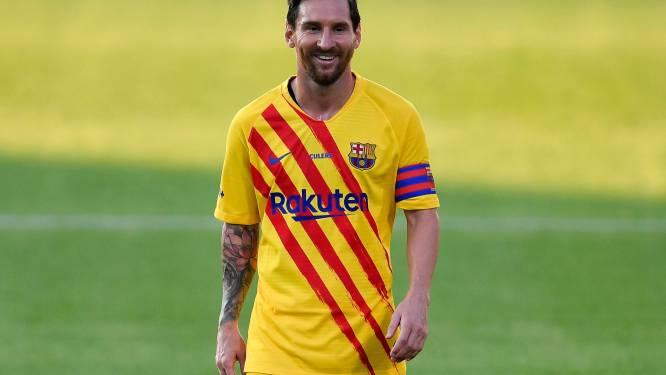 Lionel Messi rejoint Cristiano Ronaldo dans le club fermé des milliardaires de Forbes