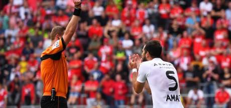 Vadis et Amat risquent trois matchs de suspension