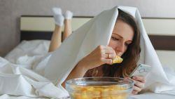 Weg met stresskilo's: dankzij dit driestappenplan perk je emotionele eetbuien in
