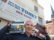 Boekhandelaar Gerard (58) heeft het zwáár, en dus schieten 1250 Culemborgers hem te hulp