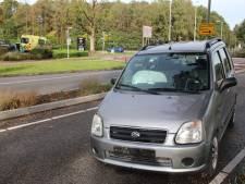 Uitwijkmanoureve zorgt voor ongeval op Enterstraat in Rijssen