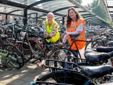 Charme-offensief tegen foutparkeren fiets bij station Boxtel