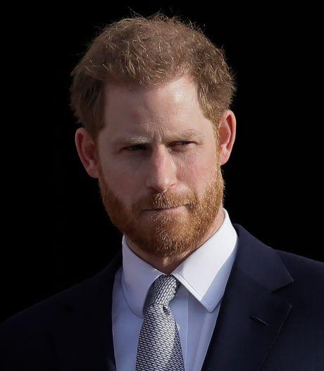 'Prins Harry zonder Meghan aangekomen in Engeland voor herdenking Diana'