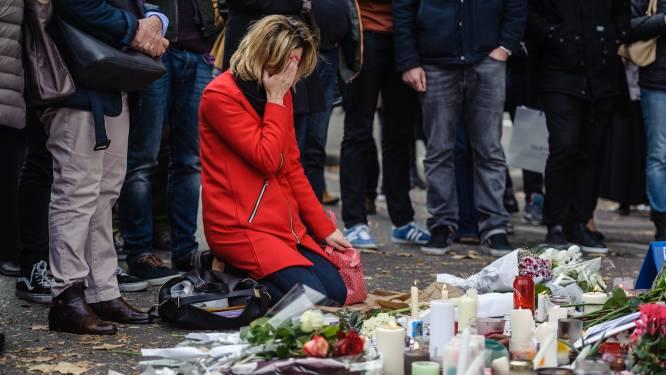 Frankrijk herdenkt aanslagen in Parijs van vijf jaar geleden