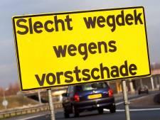 Spoedoverleg over gaten in snelwegen: asfaltexperts Rijkswaterstaat vanmiddag bijeen