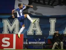 FC Porto neemt met ruime zege koppositie over van Benfica