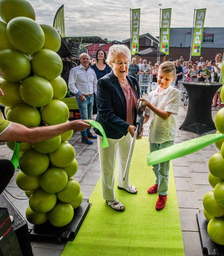 Overasseltse supermarkt Plus Derks geopend en mikt op hele regio