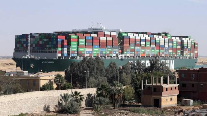 Beroep van eigenaar tegen inbeslagname containerschip Ever Given afgewezen