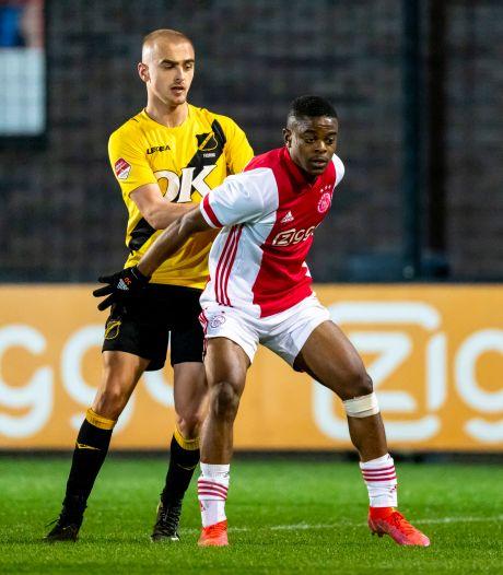 Samenvatting | Jong Ajax - NAC Breda