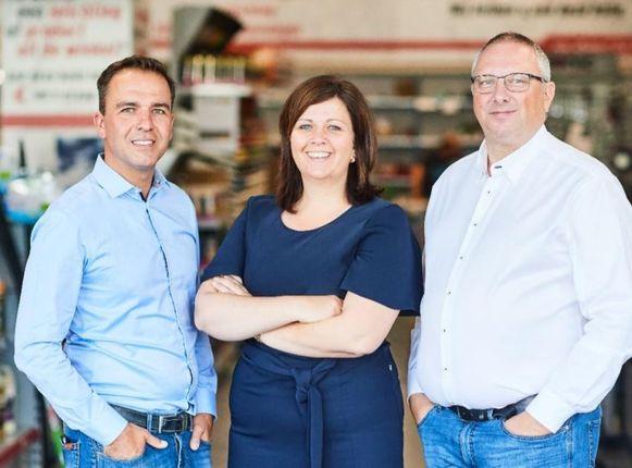Wouter Ide, Petra Ide en Jurgen De Keyzer van Ide Automotive