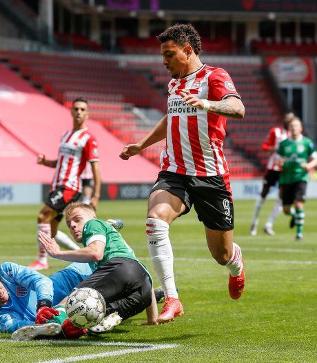 LIVE | PSV walst over PEC Zwolle heen, AZ nog altijd in balans met FC Groningen
