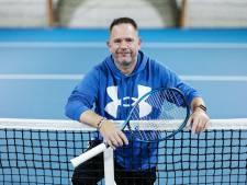 Tennistrainer Hans-Jurgen Striek gaat voor medaille met pupil Niels Vink op Paralympische Spelen
