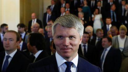 """Russische minister geeft voor het eerst dopingprogramma toe: """"We zijn klaar voor dialoog"""""""