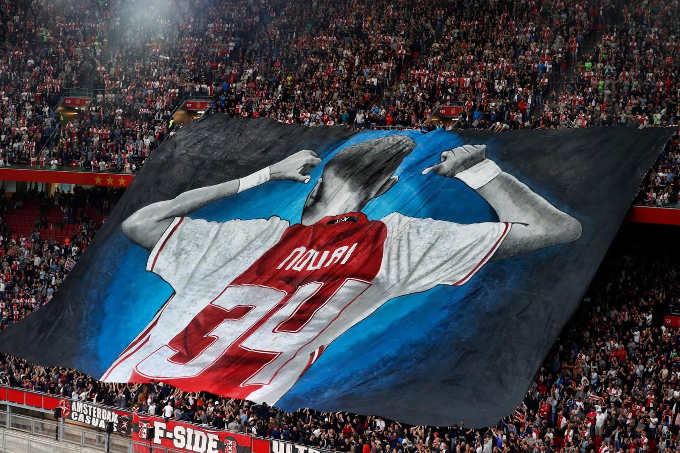 Ajax-voetballer Abdelhak Nouri verkeert in een toestand van  zeer laag bewustzijn.