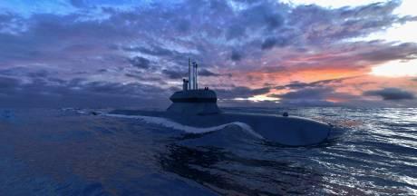 Scheepsbouwers willen miljardenorder voor nieuwe onderzeeërs binnen halen