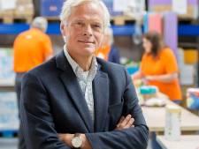 Nieuwe voorman voedselbank Breda: 'Goed iets directer met medemens bezig te zijn'