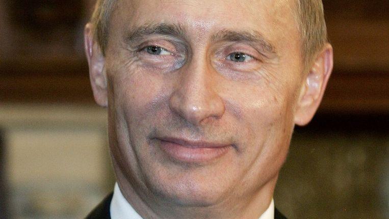De Russische premier Vladimir Poetin © ANP Beeld