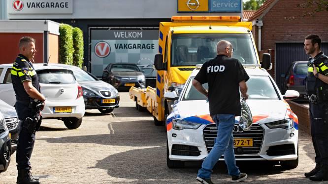 Verdacht autobedrijf in Brabant blijft tassen vol cash geld accepteren: 3 miljoen euro in dik jaar tijd