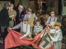 Toneelvoorstelling Ottersum over de evcuatie:  'Het hele dorp is kapot, verschrikkelijk'