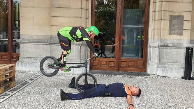 Antwerpse politie houdt internationaal congres rond de rol van fietsteams