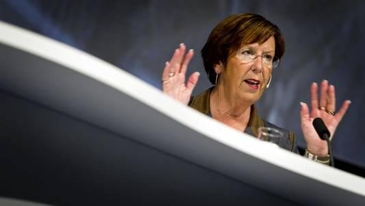 Annemarie Jorritsma is de voorzitter van de VNG