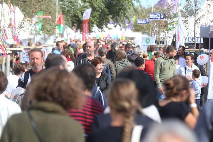 ManiFiesta vindt dit jaar plaats in Oostende.