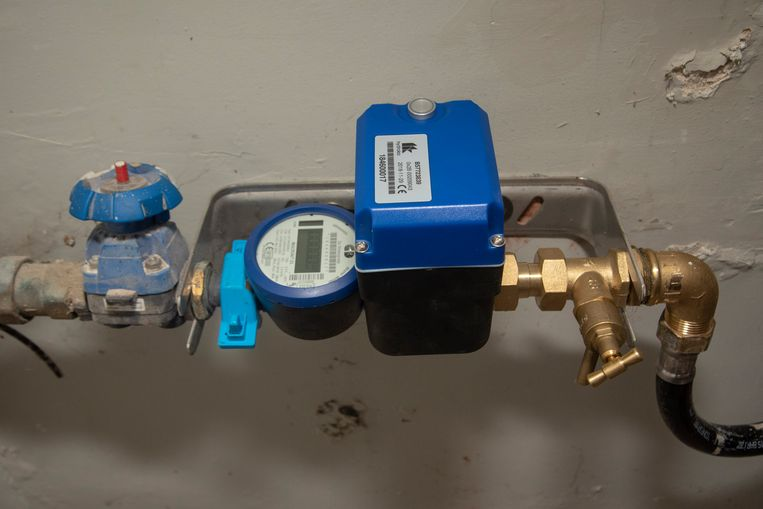 De digitale watermeter moet het voor consumenten eenvoudiger maken hun waterverbruik op te volgen